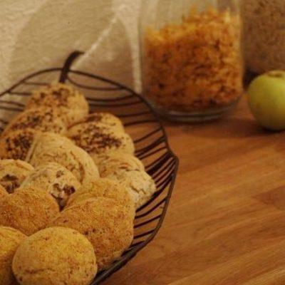 Glutenfritt frukostbröd