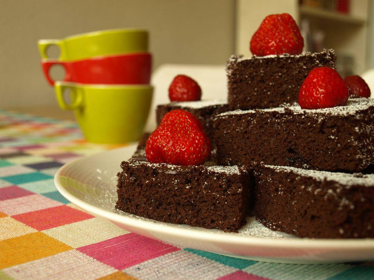 Glutenfria brownies