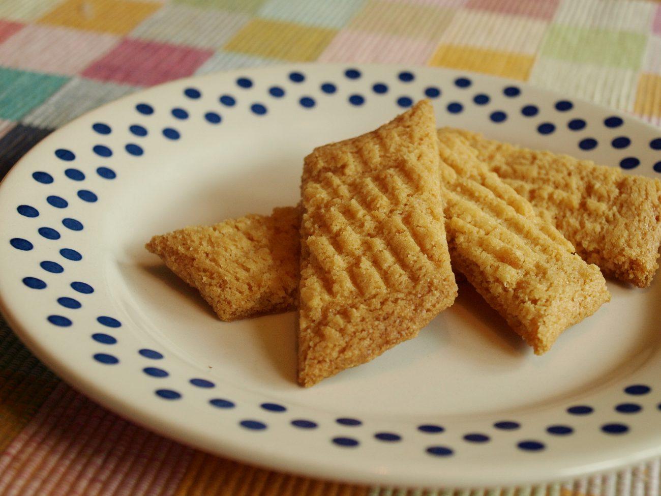 Glutenfria kolasnittar