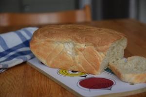 Glutenfritt ljust rostbröd