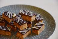 Glutenfritt snickersgodis